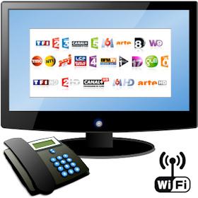 Télévision au Grand Hôtel Lille